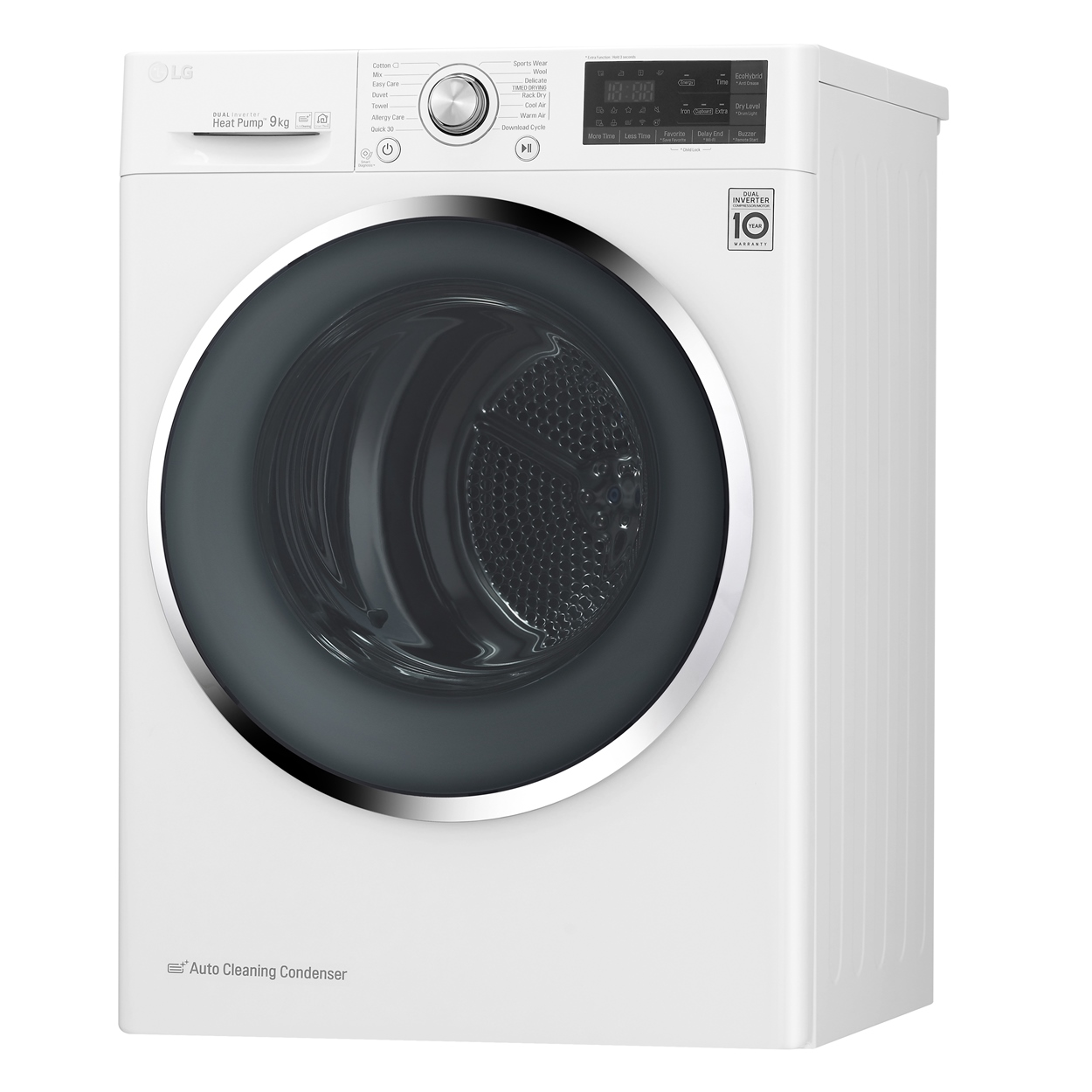 LG New Dryer prepped to wow 2