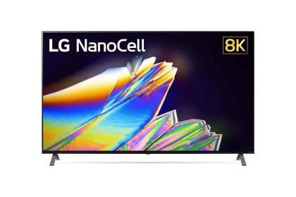65 TV NanoCell 8K Έξυπνος Επεξεργαστής α9 3ης γενιάς Full Array Dimming - 65NANO956NA main image