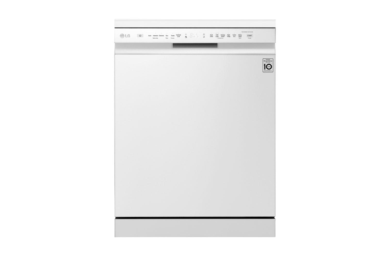 Πλυντήριο Πιάτων με τεχνολογία QuadWash™  - DF212FW main image