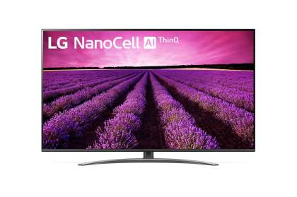 49 NanoCell 4K TV - SM82 - 49SM8200PLA main image