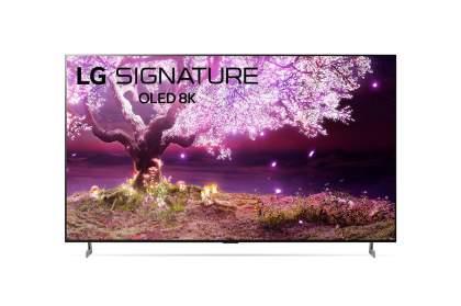 LG Z1 77 8K Smart OLED TV - OLED77Z19LA main image