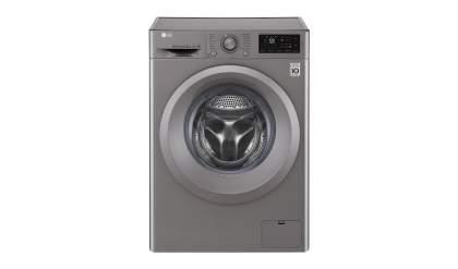 8KG Πλυντήριο ρούχων με πολλαπλά προγράμματα πλύσης και δυνατότητα σύνδεσης Smart ThinQ - F4J5TN7S main image
