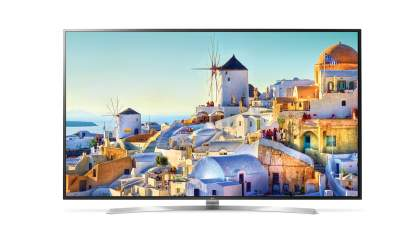 75 Super UHD TV με harmankardon® και Quantum Οθόνη - 75UH855V main image