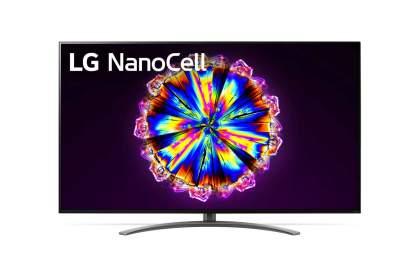 75 TV NanoCell 4K Έξυπνος Επεξεργαστής α7 3ης γενιάς Full Array Dimming - 75NANO916NA main image