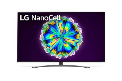 55 TV 4K NanoCell Έξυπνος Επεξεργαστής α7 3ης γενιάς - 55NANO866NA main image