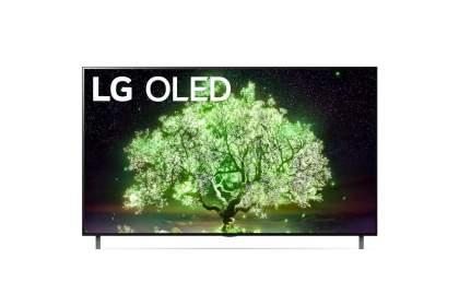 LG A1 77 inch 4K Smart OLED TV - OLED77A16LA main image