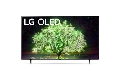 LG A1 65 4K Smart OLED TV - OLED65A16LA main image
