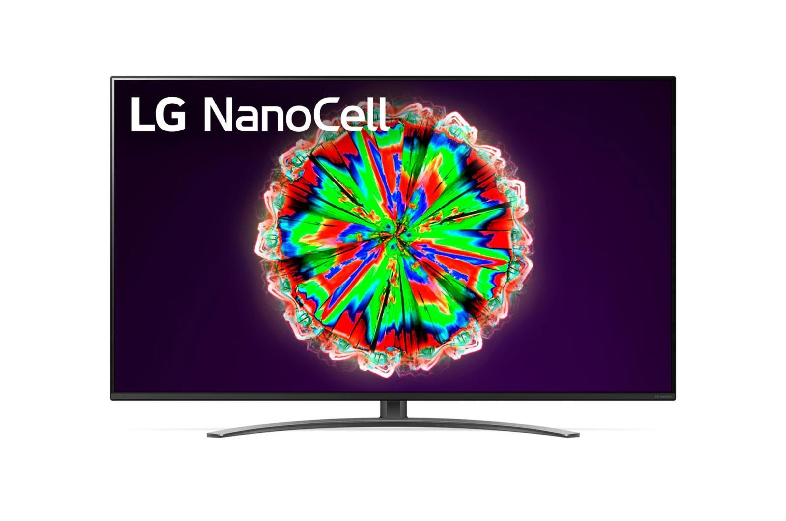 65 TV 4K NanoCell Quad Core Processor main image
