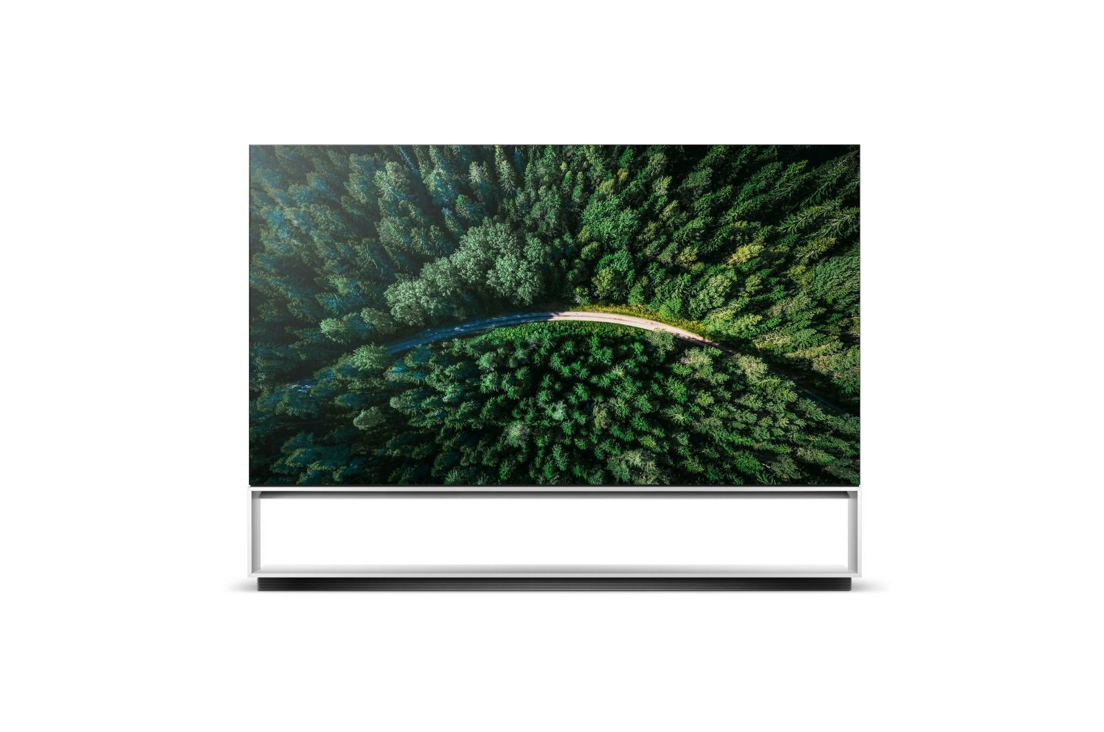 88 TV OLED Real 8K Έξυπνος Επεξεργαστής α9 2ης γενιάς - OLED88Z9PLA main image