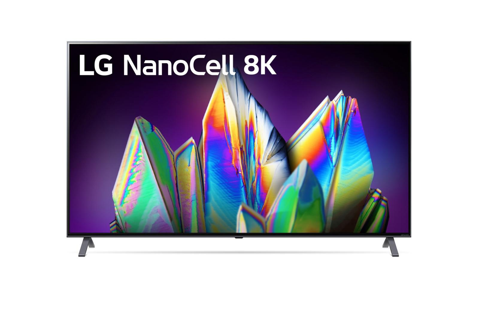 5 TV NanoCell 8K Έξυπνος Επεξεργαστής α9 3ης γενιάς Full Array Dimming Pro main image