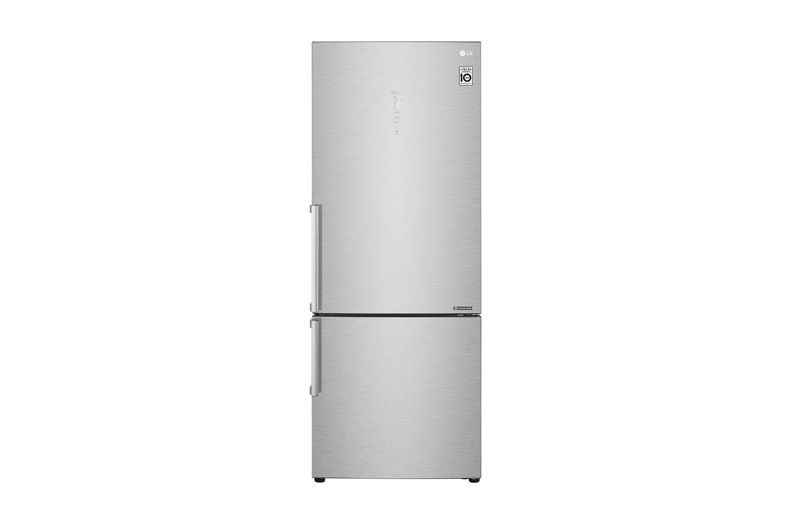 Δύπορτο Ψυγείο LG  A+++ - GBB569NSAFB main image