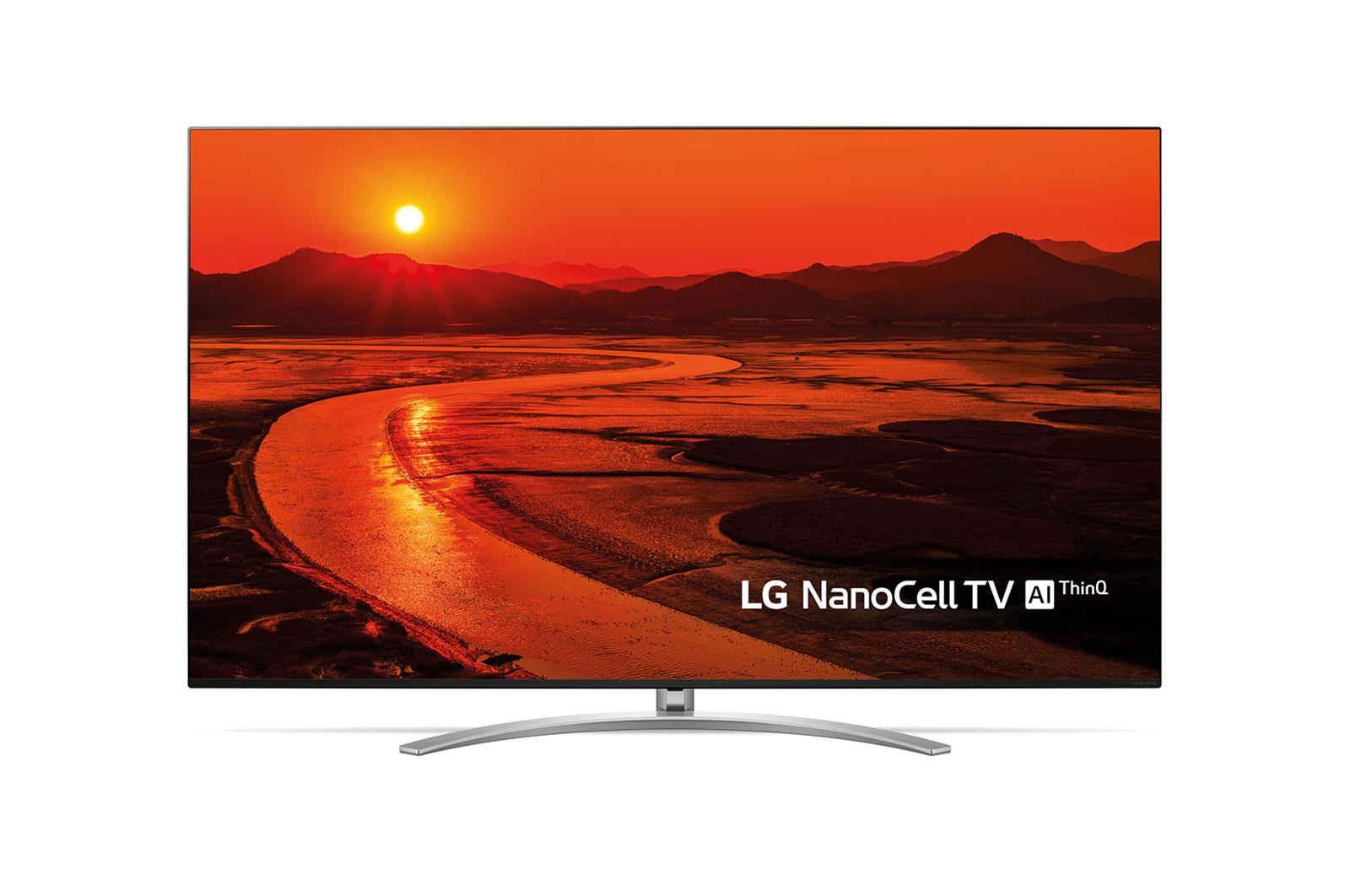 75 TV NanoCell Display Real 8K Cinema HDR Dolby Vision & Atmos - 75SM9900PLA main image