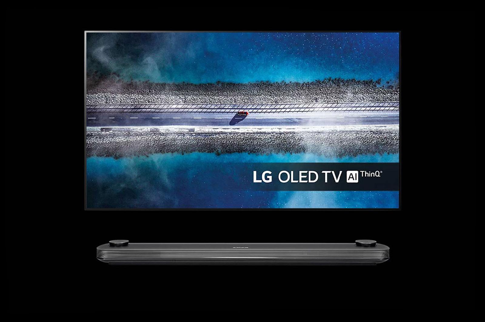 LG SIGNATURE OLED 4K TV - 65 - OLED65W9PLA main image