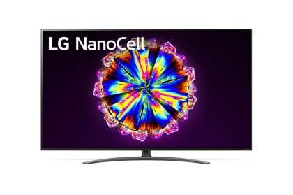 86 TV 4K NanoCell Έξυπνος Επεξεργαστής α7 3ης γενιάς Full Array Dimming - 86NANO916NA main image