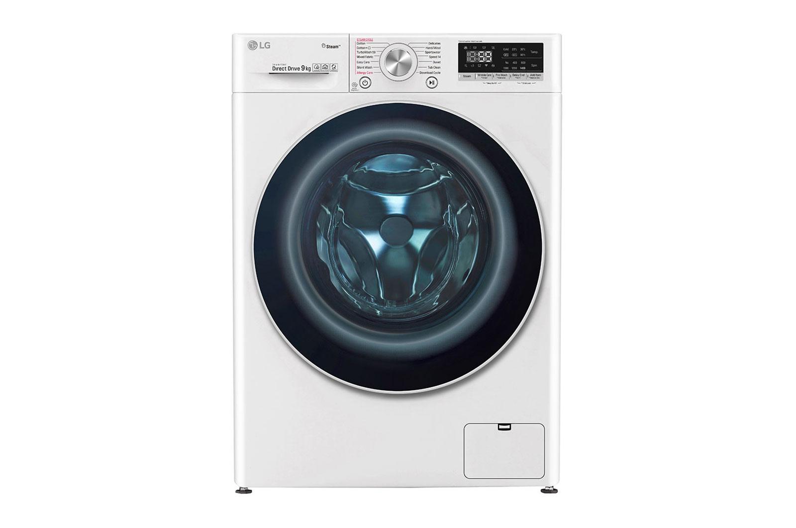 Πλυντήριο Ρούχων 9kg Ατμού, Turbo Wash, AI DD - F4WV709P1 main image