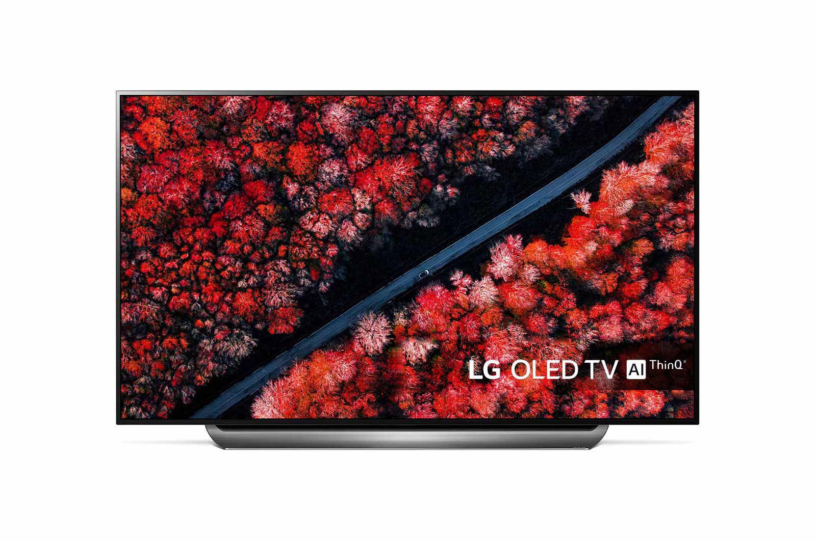 TV OLED 77 LG 77C9 - OLED77C9PLA main image