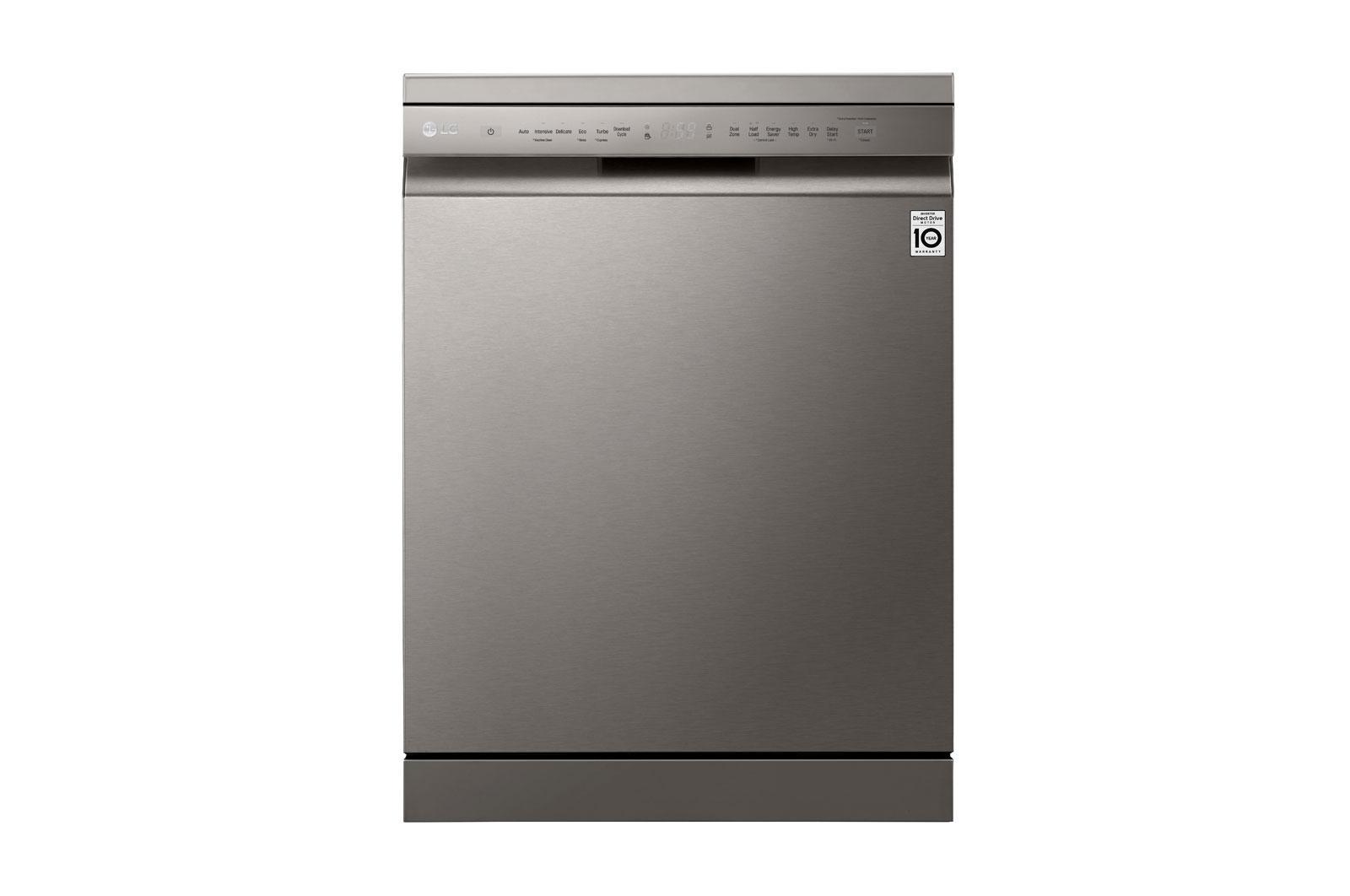 Πλυντήριο Πιάτων με τεχνολογία QuadWash™ - DF212FP main image